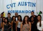 Unidade Austin realiza formatura de alunos em cursos de Qualificação Profissional