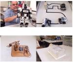 Alunos da Escola Pública Estadual Ferreira Viana desenvolvem robôs de última geração