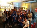 Alunos da Faetec de Imbariê visitam Fábrica da Coca-Cola