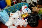 Doações arrecadadas na ação Faetec Solidária são entregues ao RioSolidário