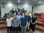 Escola Técnica Estadual João Luiz do Nascimento recebe Gabinete na Escola