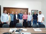 Comitiva da Faetec realiza visita técnica à Santa Rita de Sapucaí, Minas Gerais, em busca de parcerias