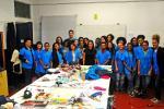 Alunos de Moda da unidade República recebem workshop da Designer Renata Estefan